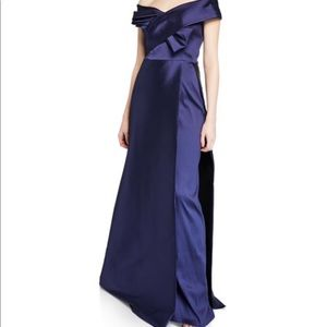 Bergdorf Goodman Rickie Freeman for Teri Jon Dress